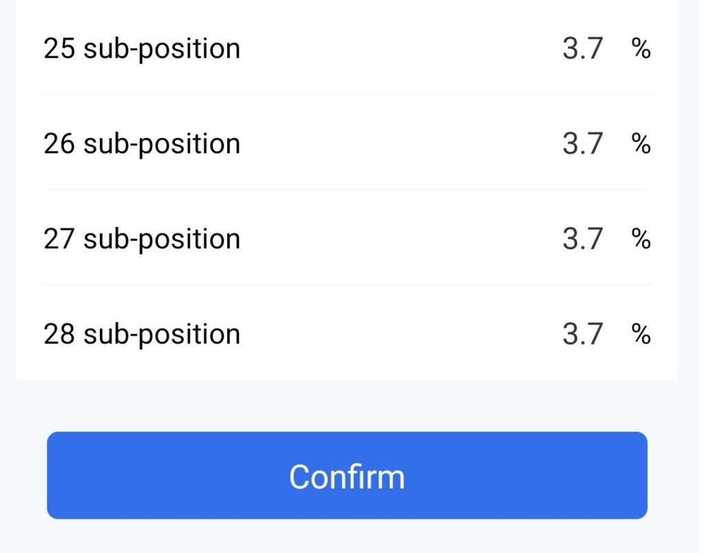 25 28 Sub Position Distributed and Take Profit Allocation Royal Q Bot